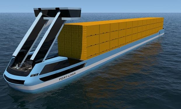 The future of freight transportation?
